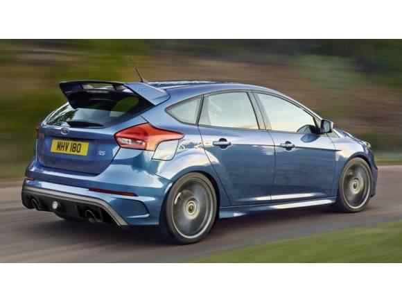 El nuevo Ford Focus RS se presenta con una potencia de 350 CV