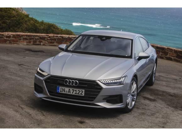 Nuevo Audi A7 Sportback, atracción tecnológica