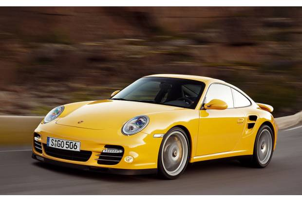 Porsche 911 Turbo: séptima generación del deportivo de culto