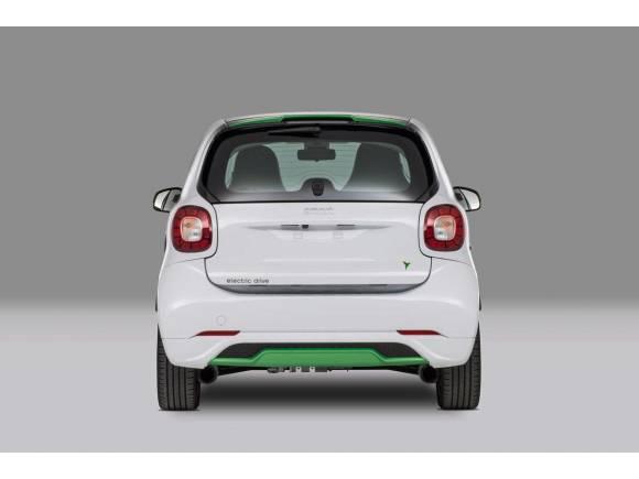 smart Ushuaïa Limited Edition 2018: el primero eléctrico y verde