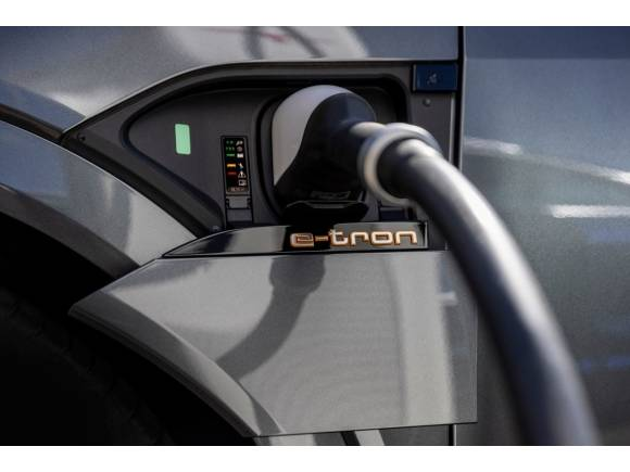 e-tron: eléctricos 100% de Audi
