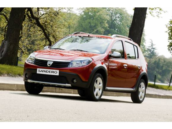 Dacia Sandero Stepway, ya a la venta
