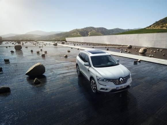 Nuevo Renault Koleos: el tercer SUV de Renault se presenta en Pekín