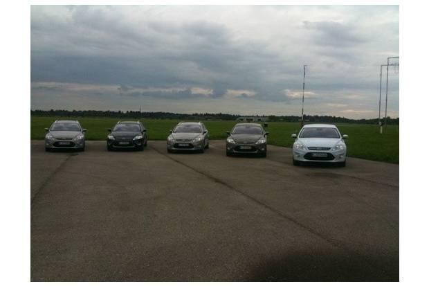 Prueba: Nuevo Ford Mondeo 2011
