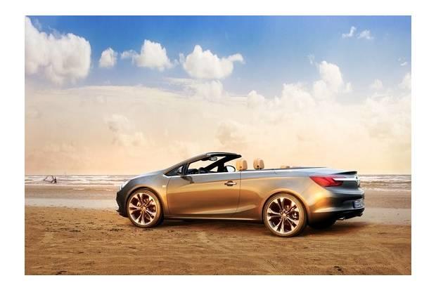 Nuevo Opel Cabrio: desde 29.900 euros