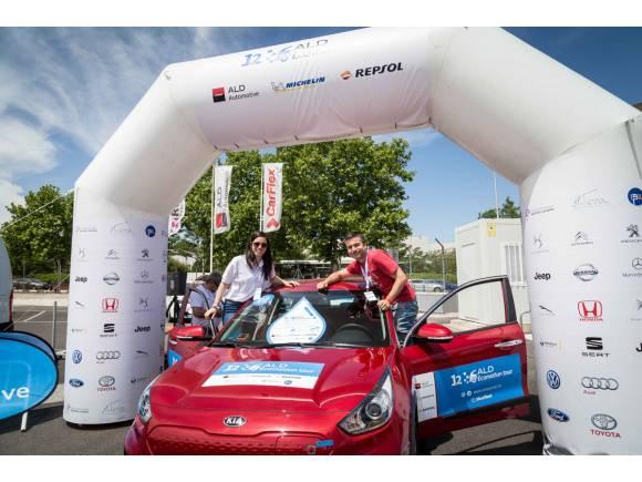 ALD Ecomotion Tour 2019: así fue la participación del equipo Auto10