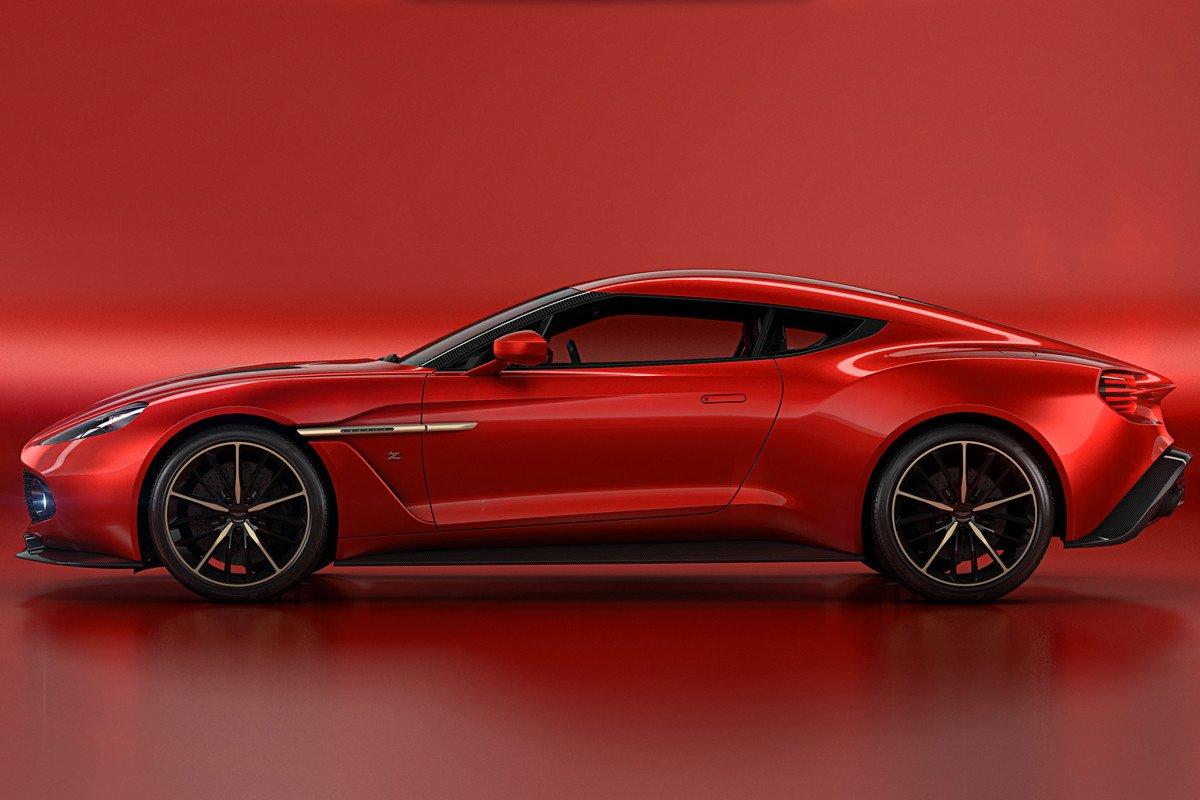 Aston Martin Zagato Concept Vanquish