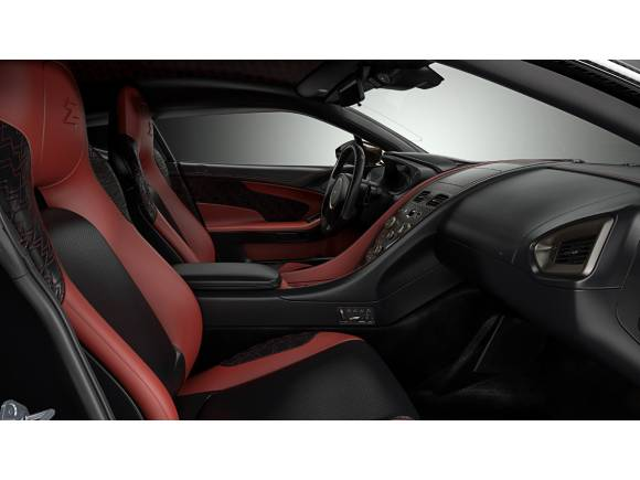Aston Martin desvela el Zagato Concept Vanquish en Villa d'Este