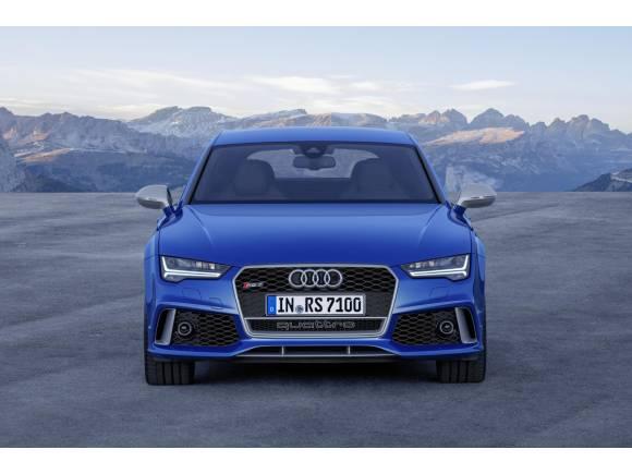 Audi mejora los RS6 y RS7 con la versión performance