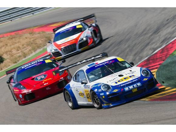 El Campeonato de España de GT lo organiza V-Line en  2014