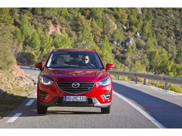 Nuevo Mazda CX-5: presentación y primeras pruebas