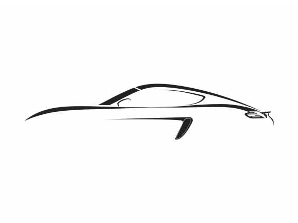 Motores turbo y cambio de nombre para los nuevos Porsche Boxster y Cayman