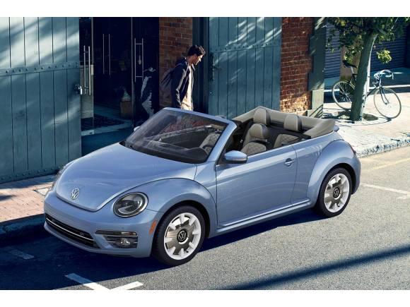 """Volkswagen prepara una """"Final Edition"""" para despedir al Beetle en 2019"""