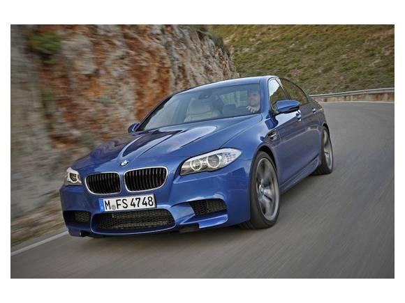 BMW M5: corre mucho más, gasta mucho menos