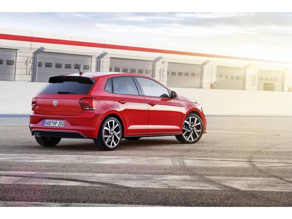 Nuevo Volkswagen Polo GTI 2018: 200 CV para el Polo más deportivo