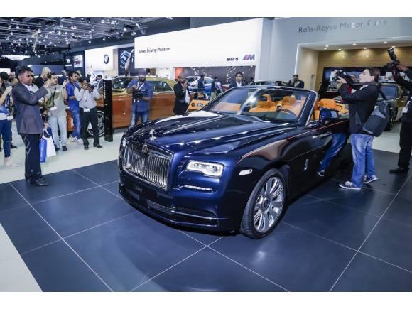 Segundo mejor año de Rolls-Royce en sus 112 de historia