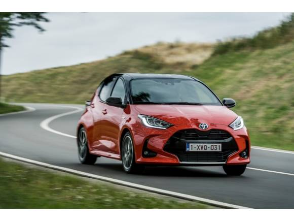 Prueba del nuevo Toyota Yaris Hybrid 2020: precio, opinión, fotos,...