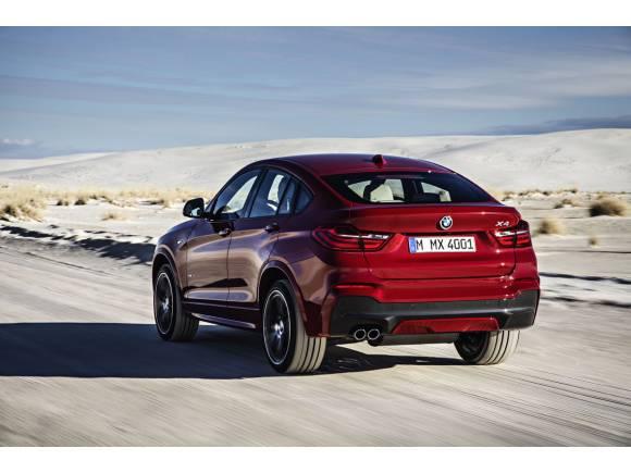 Precios del nuevo BMW X3 y del BMW X4 para España