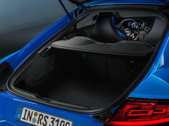 Nuevos Audi TT RS Coupé y TT RS Roadster