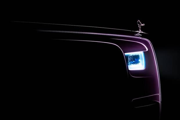 Nuevo Rolls-Royce Phantom 2018, primera imagen y datos