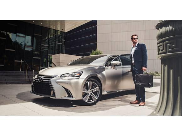 Lexus GS 300h Edition muy equipado a precio promocinado