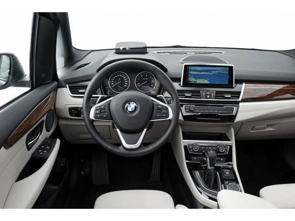 Prueba: Serie 2 Gran Tourer, el 7 plazas de BMW