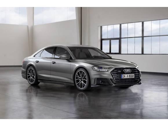 Los nuevos Audi Q8 y Audi A8. Lujo y vanguardia