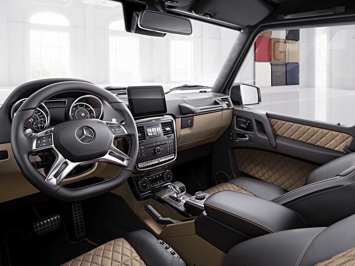 Mercedes AMG G 63 G 65