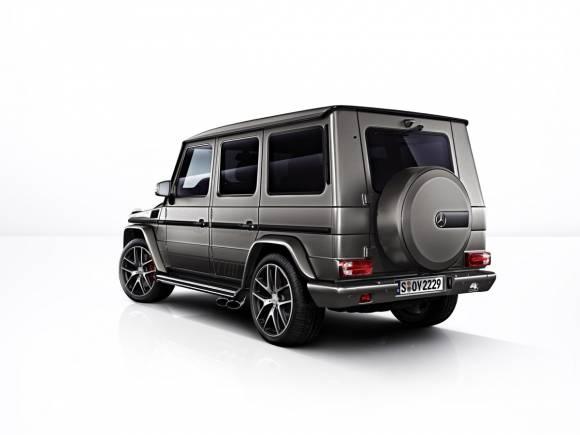 Mercedes AMG G 63 y G 65 Exclusive Edition: el 4x4 eterno