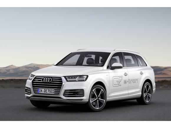 Los nuevos SUV de lujo híbridos y enchufables