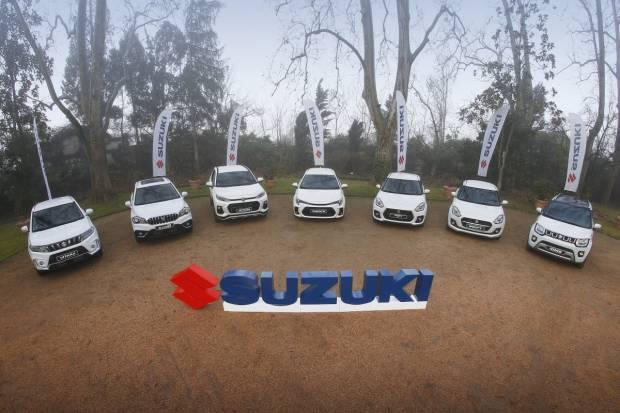 Prueba solidaria de consumo Suzuki: Litros x Kilos 2021