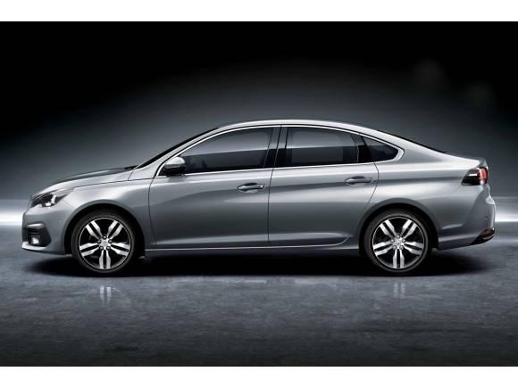 Salón de Pekín: nuevos Peugeot 3008 y 308S