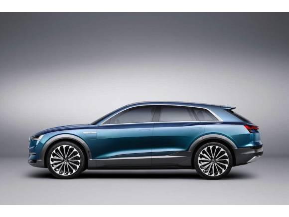 Nuevo Audi e-tron 2019 eléctrico ya puede reservarse