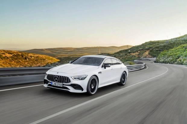 Madrid Auto 2018: Mercedes presenta el AMG GT 4 puertas