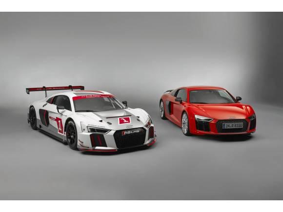Ya está disponible el Audi R8 LMS