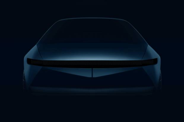 Hyundai EV Concept 45: el futuro de los coches eléctricos de Hyundai