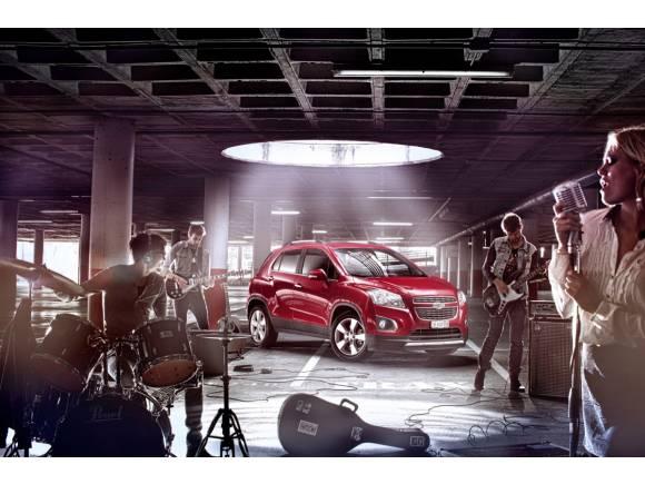 Chevrolet Trax, precio y lanzamiento en España del SUV pequeño de Chevrolet