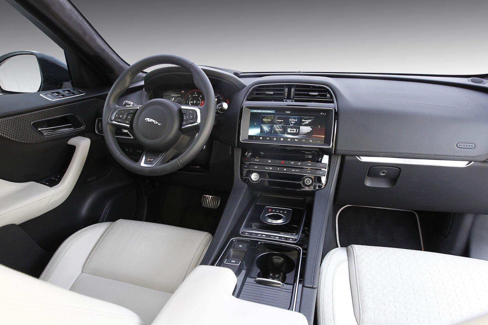 Jaguar F-PACE 3.0 TDV6 S