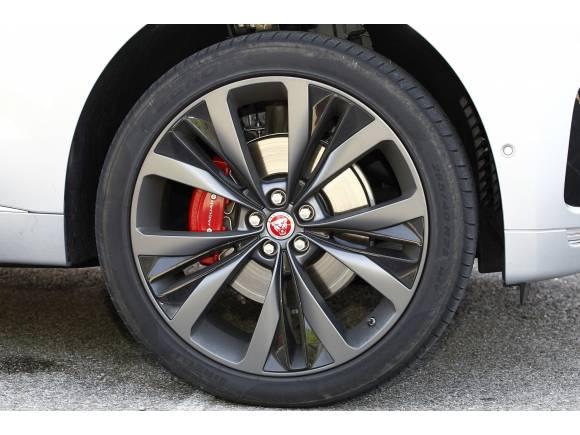 Prueba: Jaguar F-PACE 3.0 TDV6 S, un SUV deportivo y familiar
