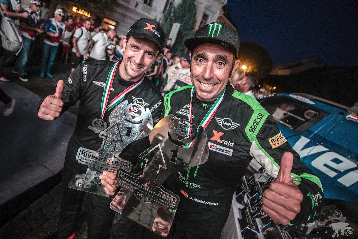 Nani Roma gana la Baja Hungría 2018