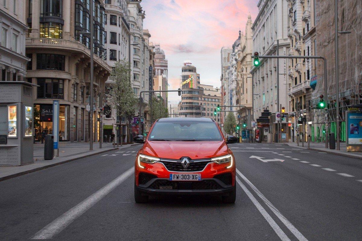 Renault Arkana e-tech