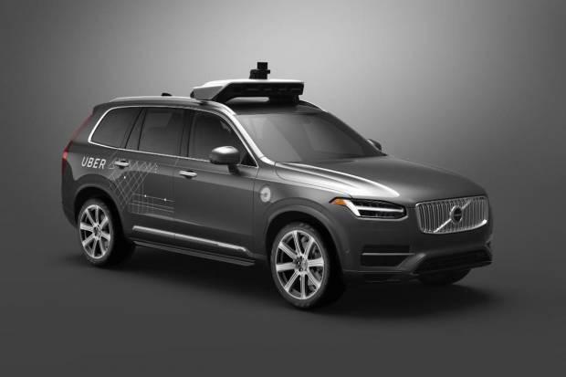 Volvo y Uber se unen para crear coches autónomos
