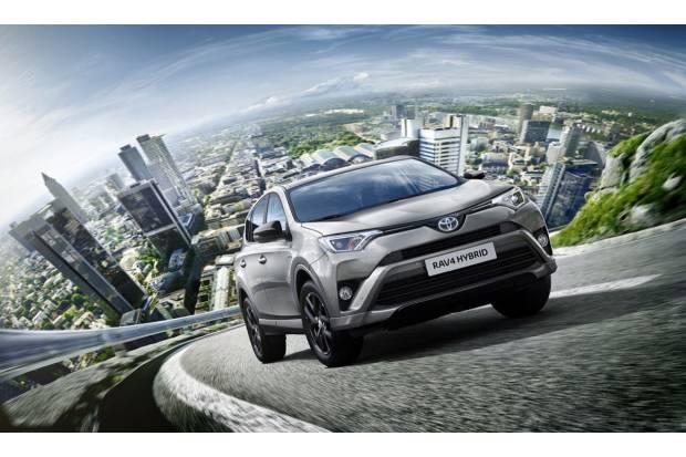Toyota RAV4: cambios en la gama para 2018