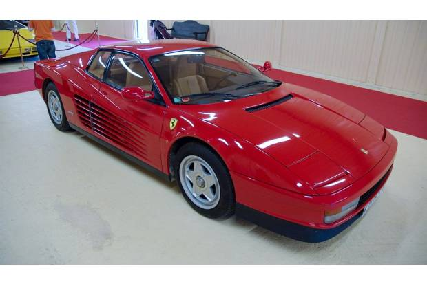 ¿Es posible comprar un Ferrari por 60.000 €?