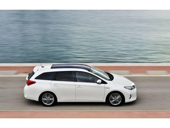 Los Coches Híbridos de Toyota reducen aún más sus emisiones de CO2