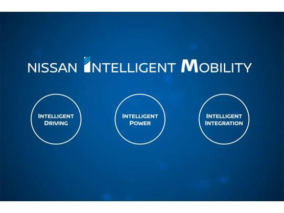 Nissan Intelligent Mobility: así será el futuro de Nissan