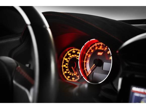 Subaru STI Performance Concept: tuning de marca para el BRZ
