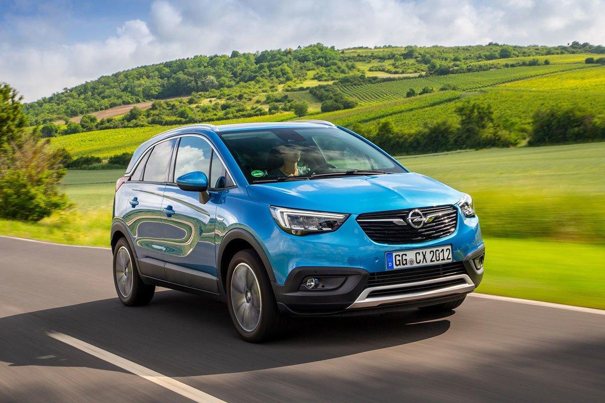 Opel Crossland X automatico
