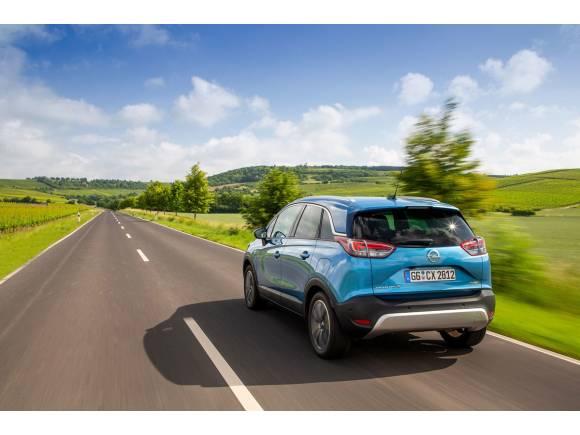 Nuevo cambio automático para el Opel Crossland X