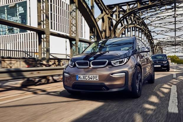 El BMW i3 aumenta la garantía de su batería